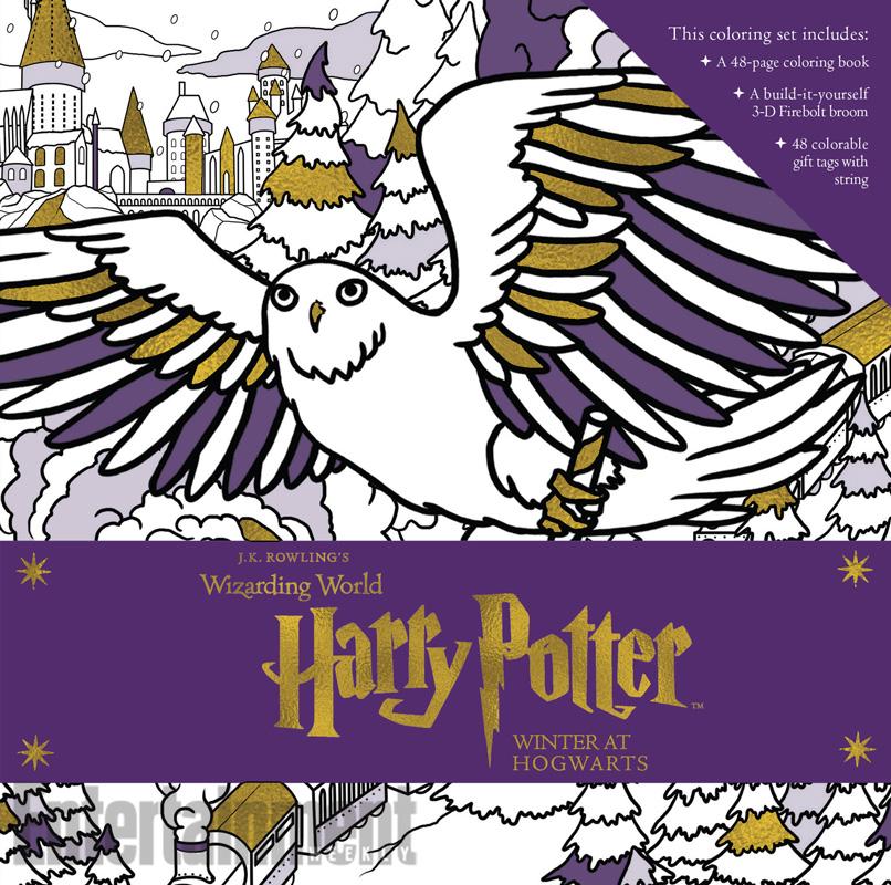 Winter at Hogwarts