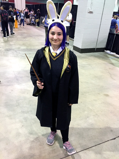 Wizard World Chicago Cosplay Tonks