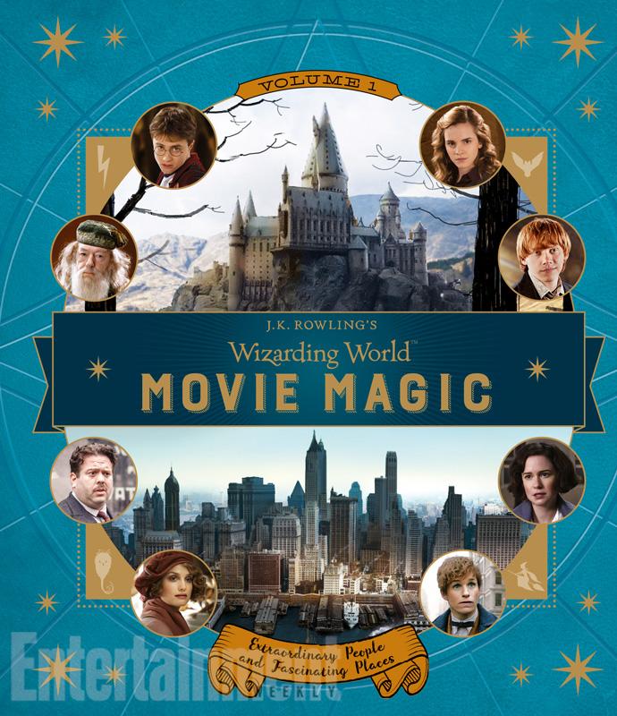 Wizarding World_Movie Magic Vol 1