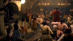 Beauty and the Beast Gaston's Tavern
