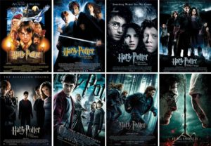 hp movie posters