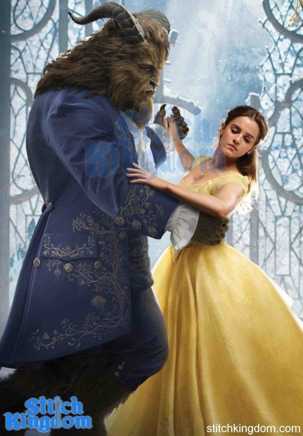 Is This Our First Look At Emma Watson As Belle In Beauty And The Beast Mugglenet