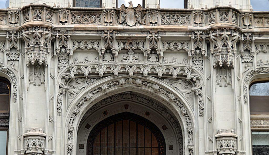 Stuart Craig_Woolworth Building Facade