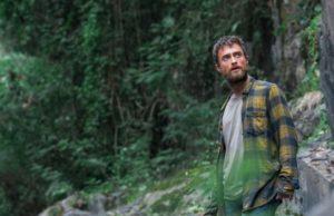 "Daniel Radcliffe in ""Jungle"""