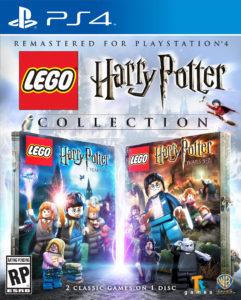 Harry Potter LEGO compilation