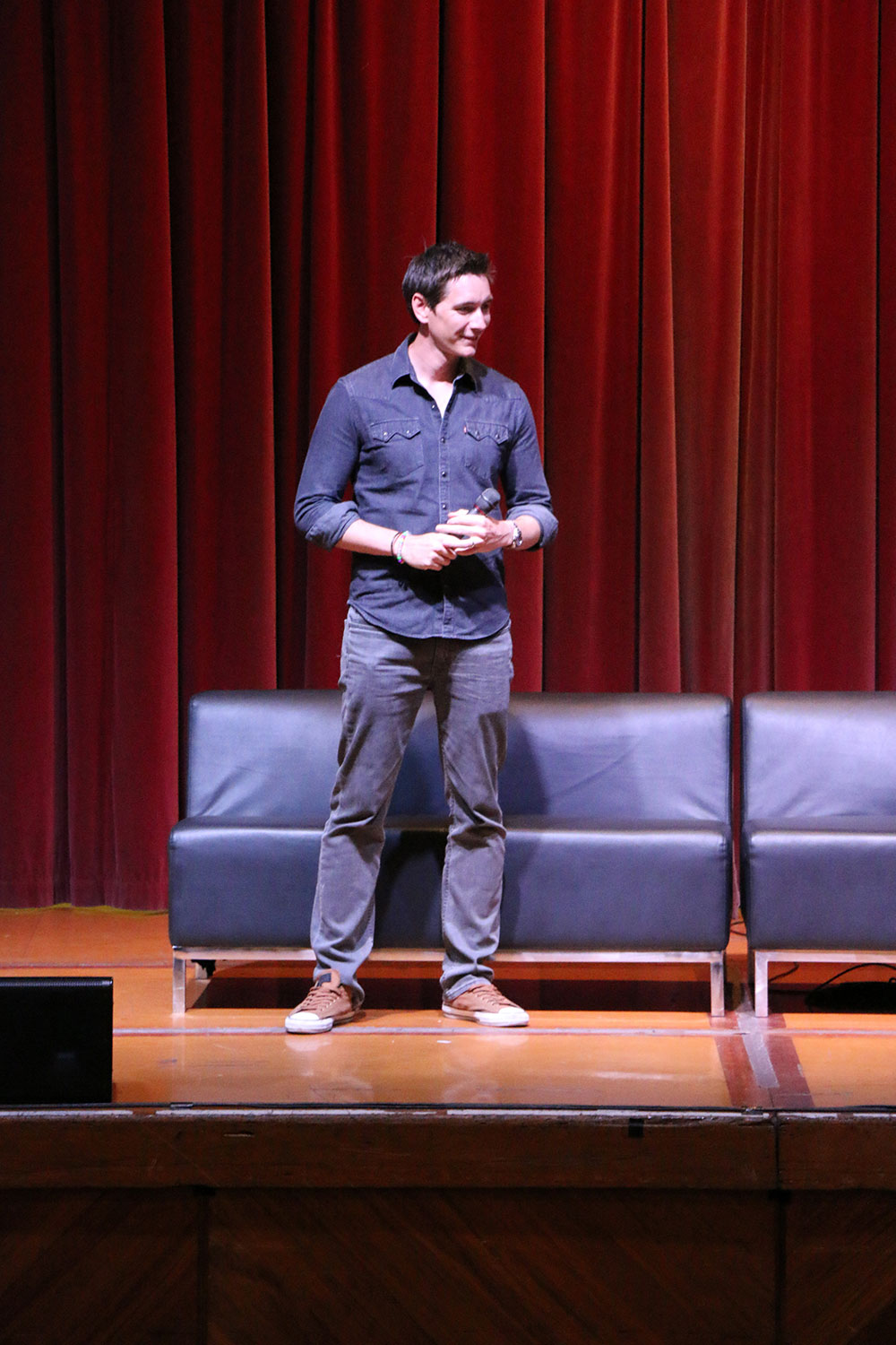 Armageddon Expo 2016 – Auckland – Oct 22 – James and Oliver Phelps Harry Potter Panel – 6 (Photo credit: Tracey Wong)