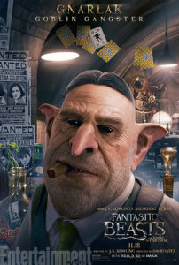 Ron Perlman as Gnarlack in Entertainment Weekly