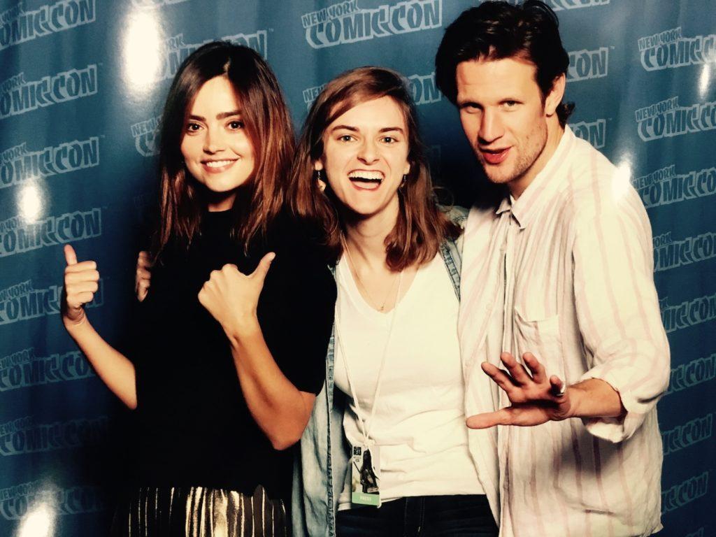 New York Comic Con Doctor Who