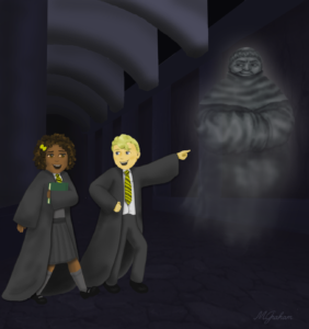 ghosts-of-hogwarts-hufflepuff