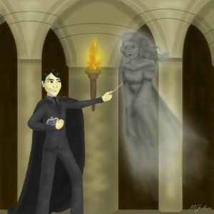 Ravenclaw Ghost Story