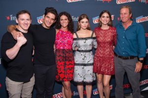 Teen Wolf Cast at NYCC