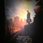 "Poster from ""Fantastic Beasts and Where to Find Them"""