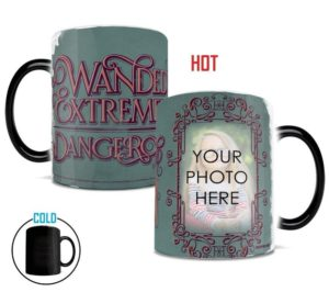 Wanded and Dangerous Morphing Mug from Custom Photo Prints