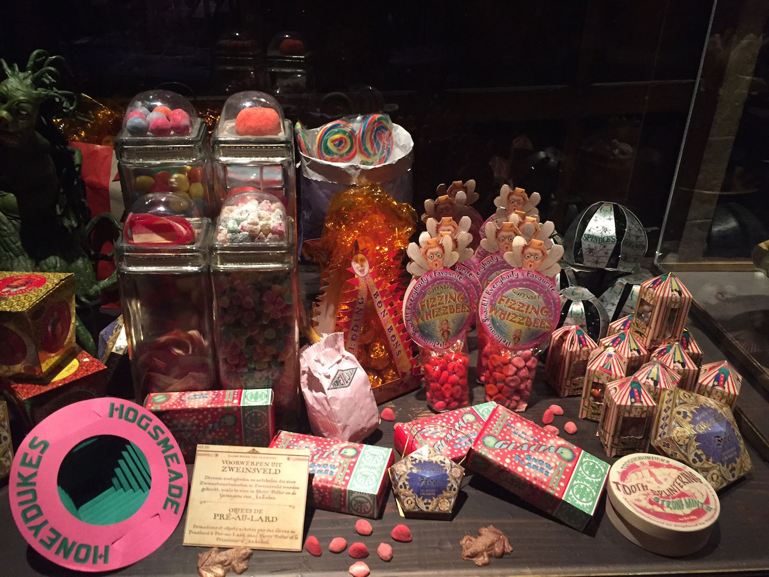 Candy from Hogsmeade