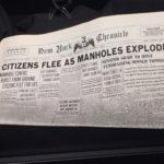 """The New York Chronicle"" newspaper"
