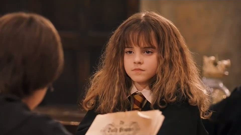 hermione-looking-unimpressed