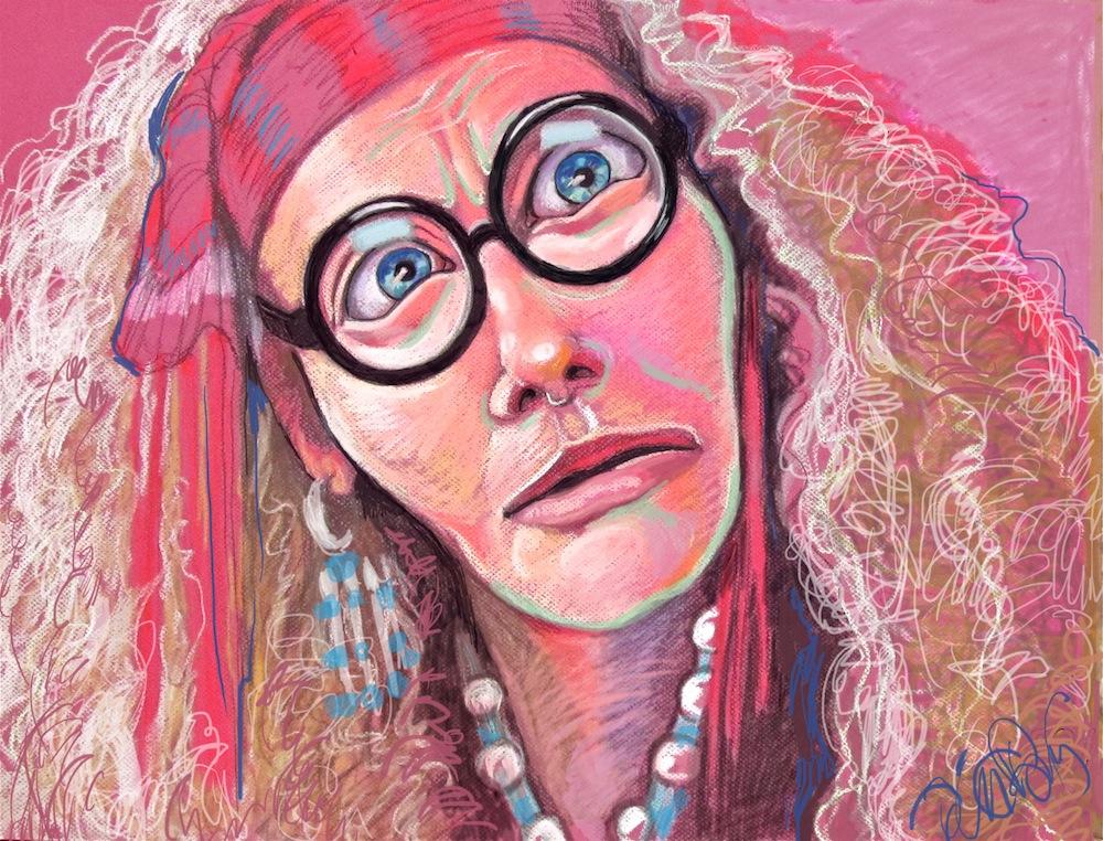 """Tina Pomeroy – """"Professor Trelawney"""""""