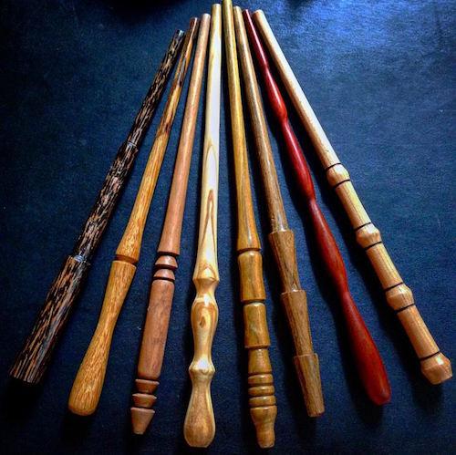 central curios wands