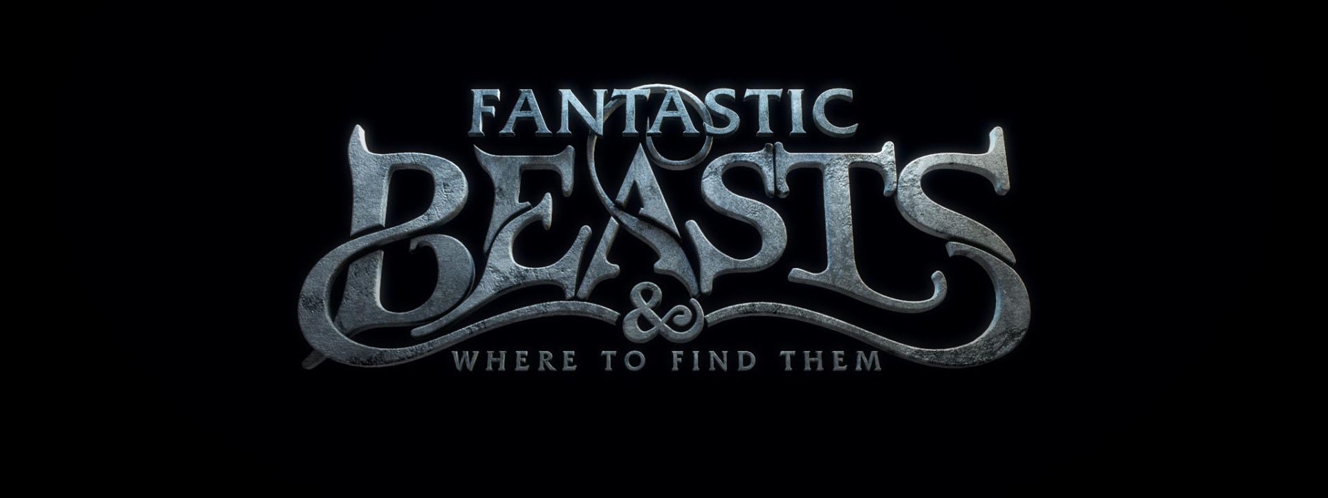 """""""Fantastic Beasts"""" logo concept 13"""