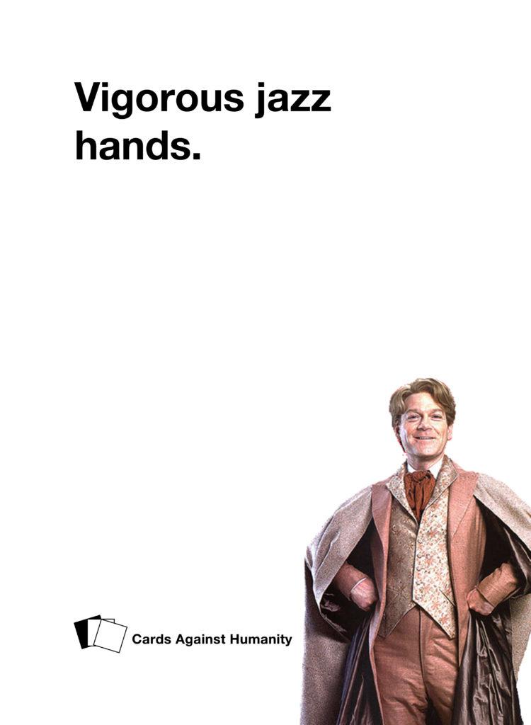 Gilderoy Lockhart Cards Against Humanity