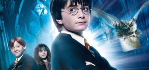 "A poster for ""Harry Potter and the Sorcerer's Stone"" is displayed as a featured image."