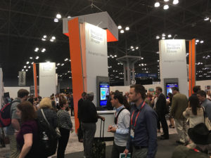 Penguin Random House Booth