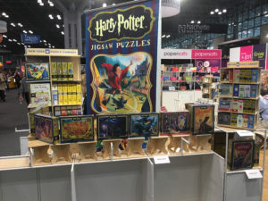 The Harry Potter Puzzles