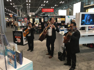 Mariachi band For new Coco book from Disney