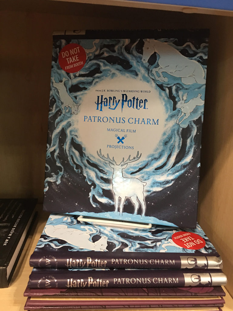 New Patronus Book from Candlewick!