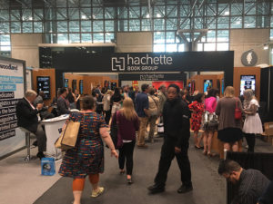 Hachette overrun with fans