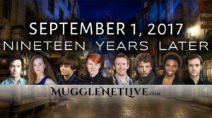 MuggleNet Live! 2017 Banner