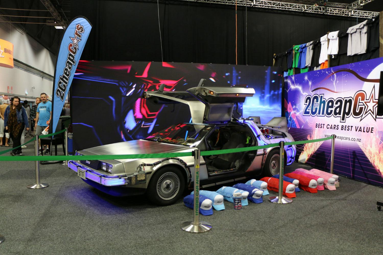 Armageddon Expo 2017 – Auckland – Exhibit Halls – 13 (Photo credit: Tracey Wong)