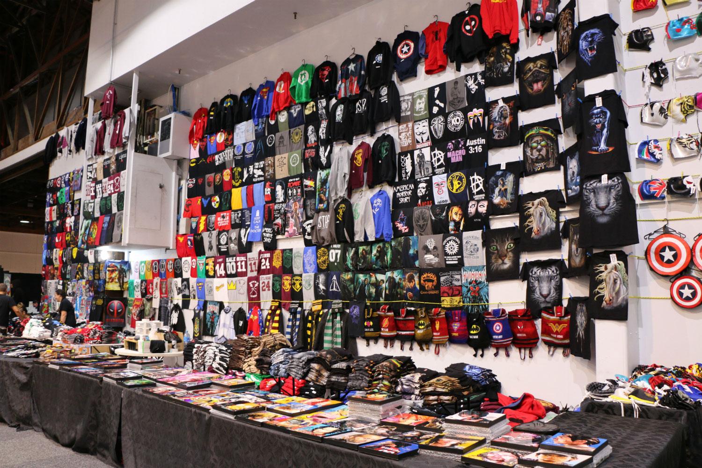 Armageddon Expo 2017 – Auckland – Exhibit Halls – 14 (Photo credit: Tracey Wong)