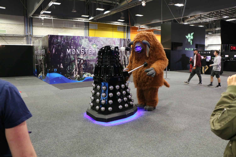 Armageddon Expo 2017 – Auckland – Exhibit Halls – 9 (Photo credit: Tracey Wong)