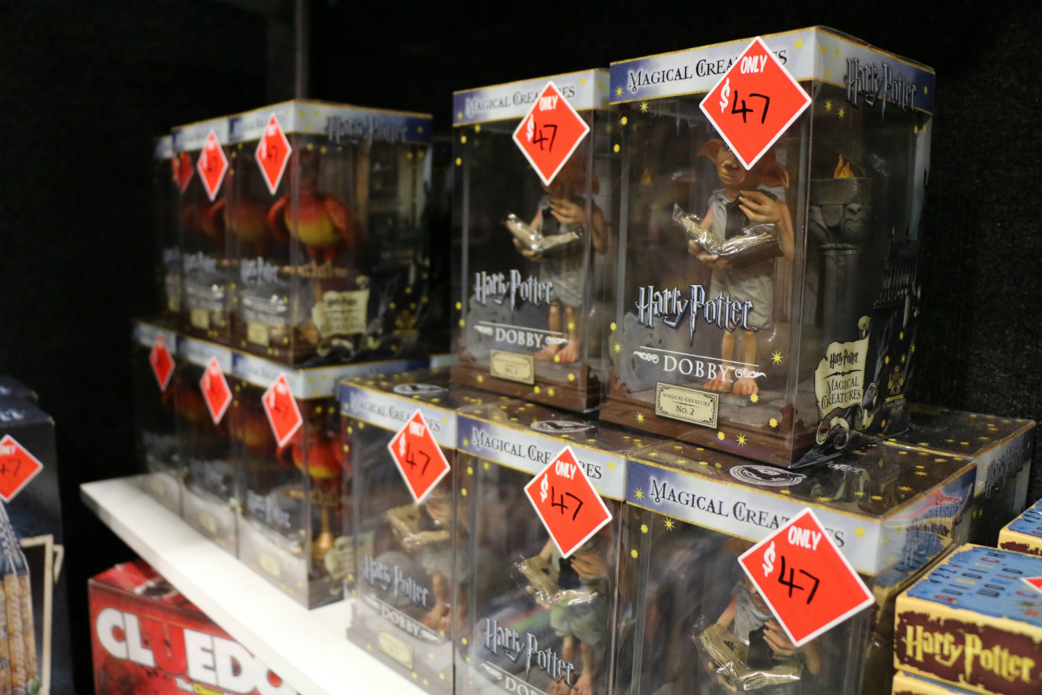 Armageddon Expo 2017 – Auckland – Harry Potter Merchandise – 10 (Photo credit: Tracey Wong)