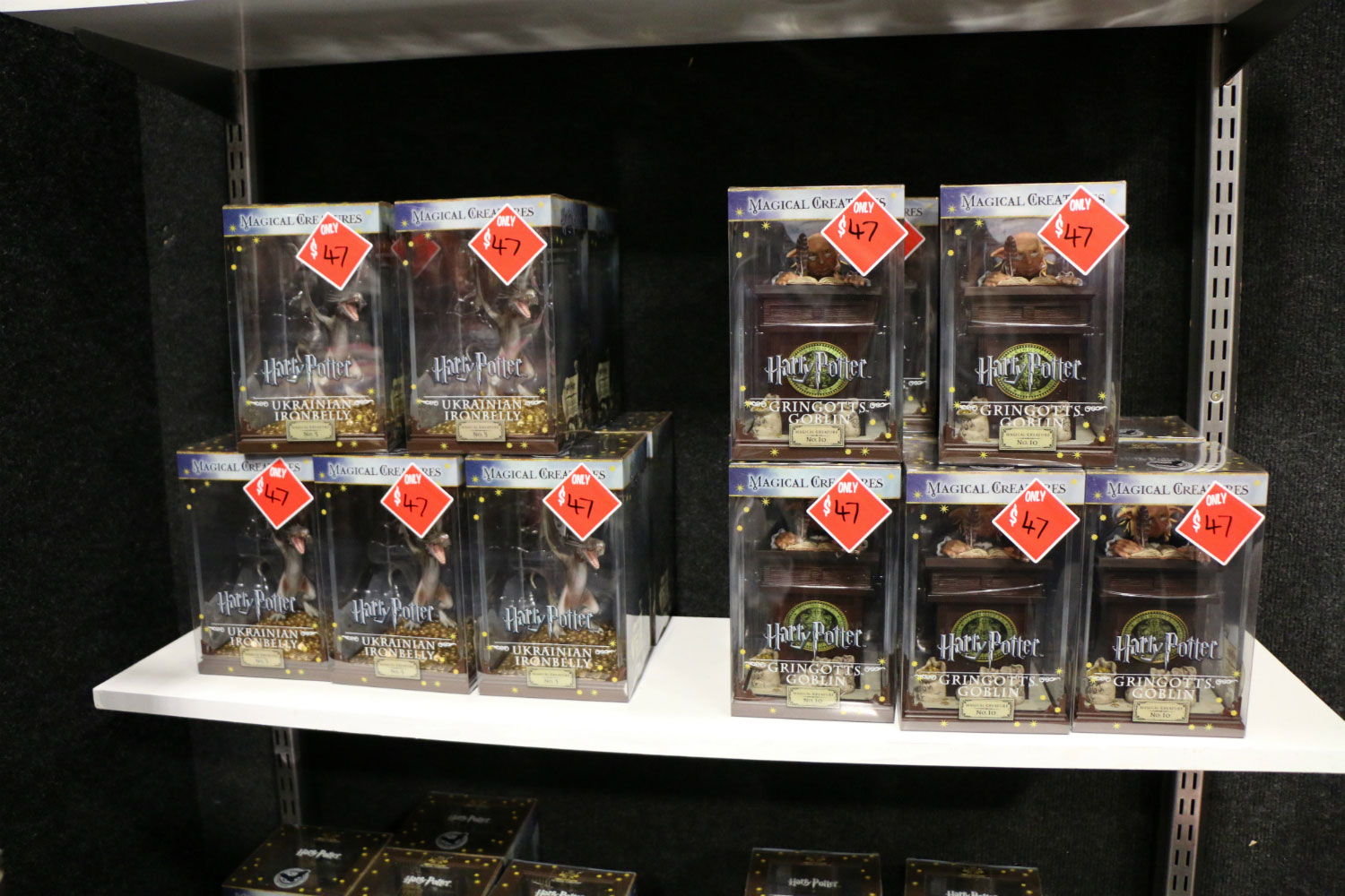 Armageddon Expo 2017 – Auckland – Harry Potter Merchandise – 11 (Photo credit: Tracey Wong)