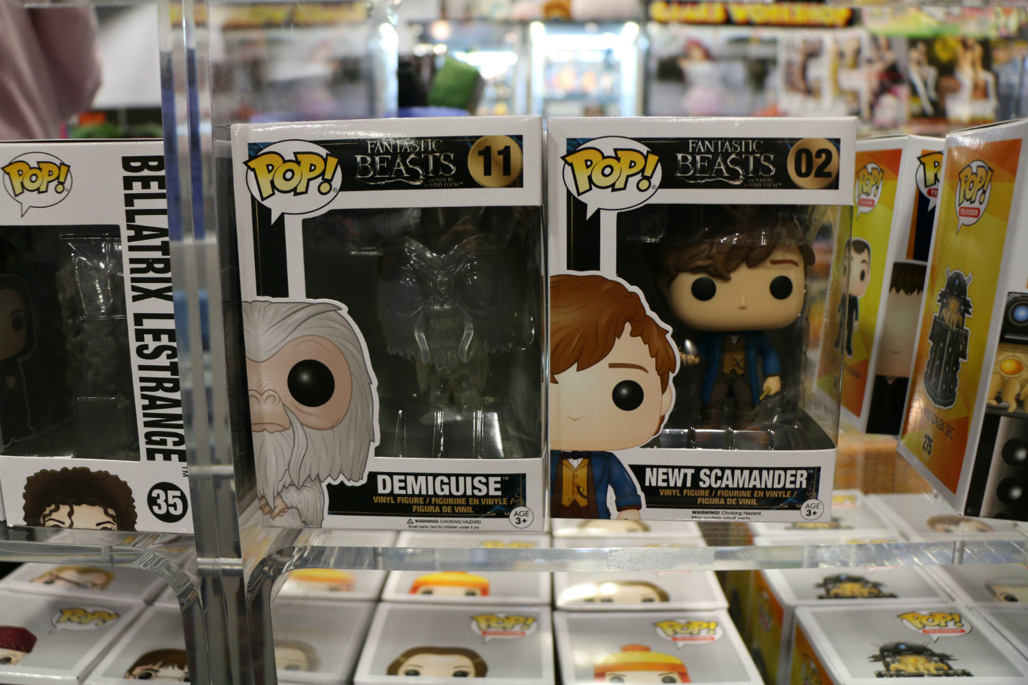 Armageddon Expo 2017 – Auckland – Harry Potter Merchandise – 2 (Photo credit: Tracey Wong)