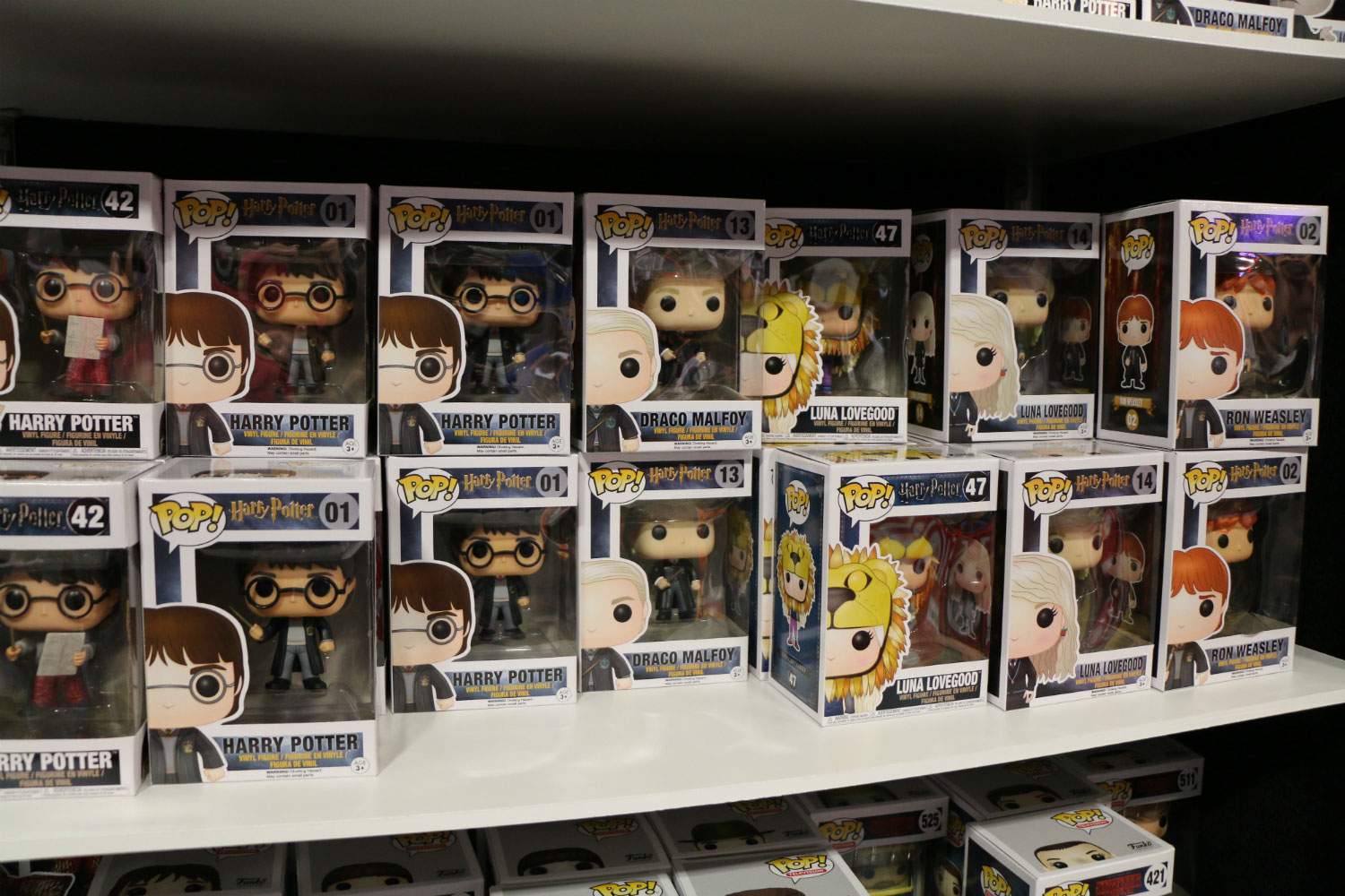 Armageddon Expo 2017 – Auckland – Harry Potter Merchandise – 3 (Photo credit: Tracey Wong)