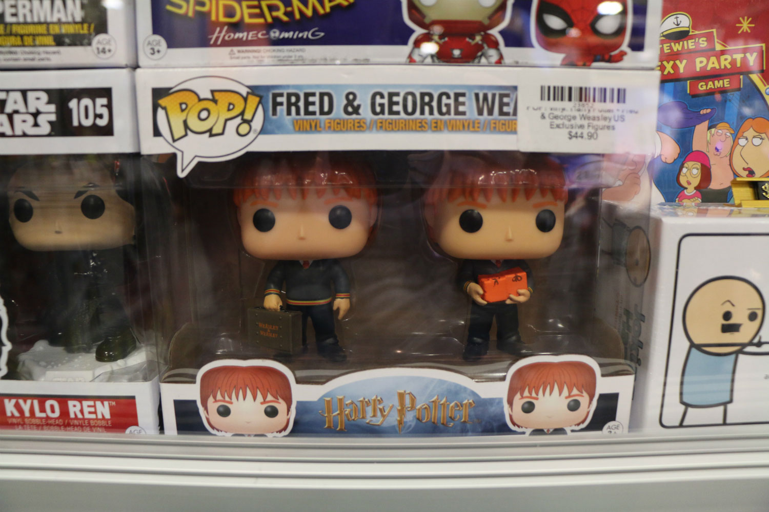 Armageddon Expo 2017 – Auckland – Harry Potter Merchandise – 4 (Photo credit: Tracey Wong)