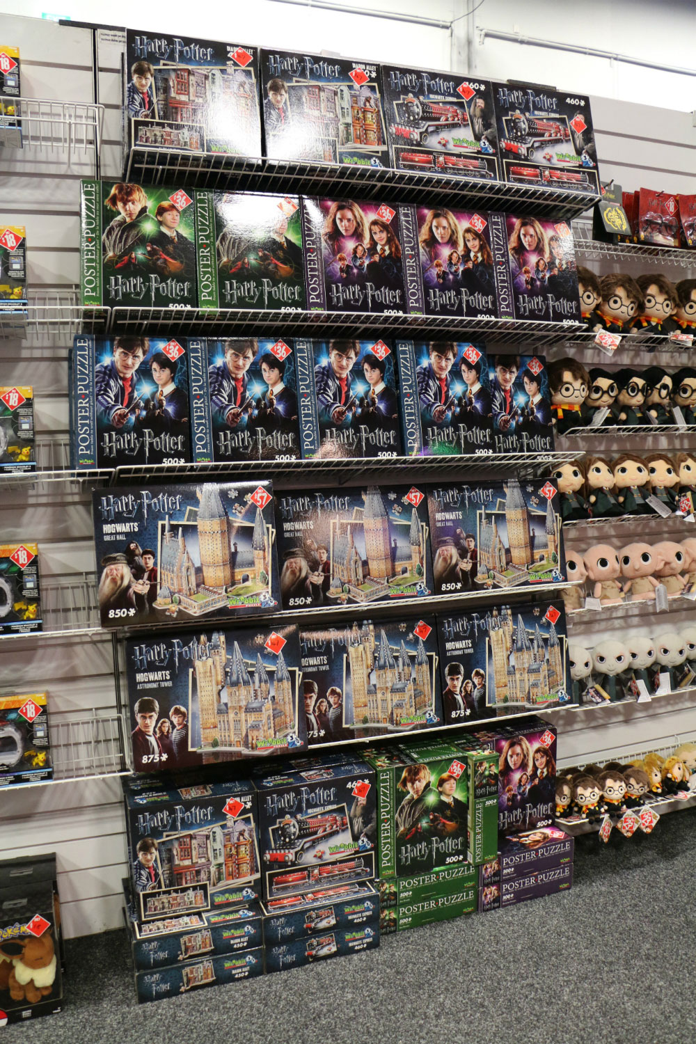 Armageddon Expo 2017 – Auckland – Harry Potter Merchandise – 5 (Photo credit: Tracey Wong)