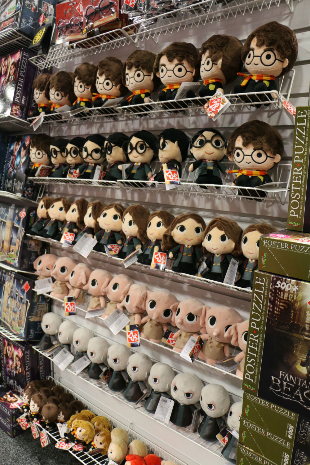 Armageddon Expo 2017 – Auckland – Harry Potter Merchandise – 6 (Photo credit: Tracey Wong)