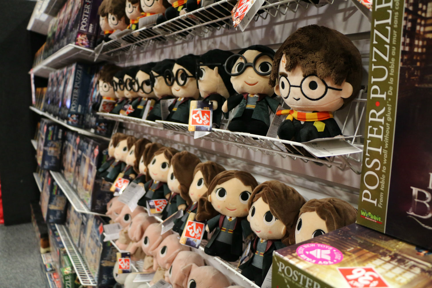 Armageddon Expo 2017 – Auckland – Harry Potter Merchandise – 7 (Photo credit: Tracey Wong)