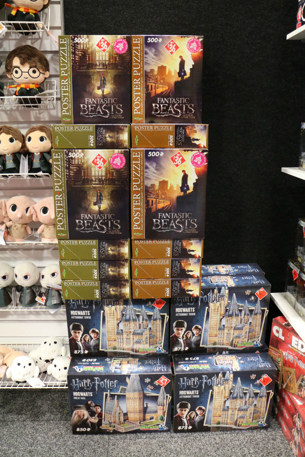 Armageddon Expo 2017 – Auckland – Harry Potter Merchandise – 8 (Photo credit: Tracey Wong)