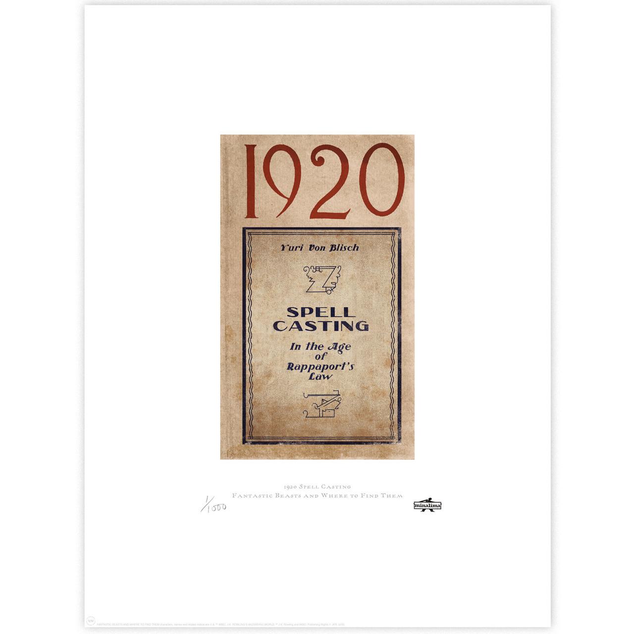 1920 Spell Casting