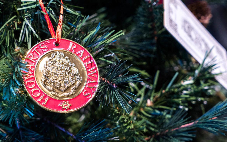 Hogwarts Express Crest Ornament