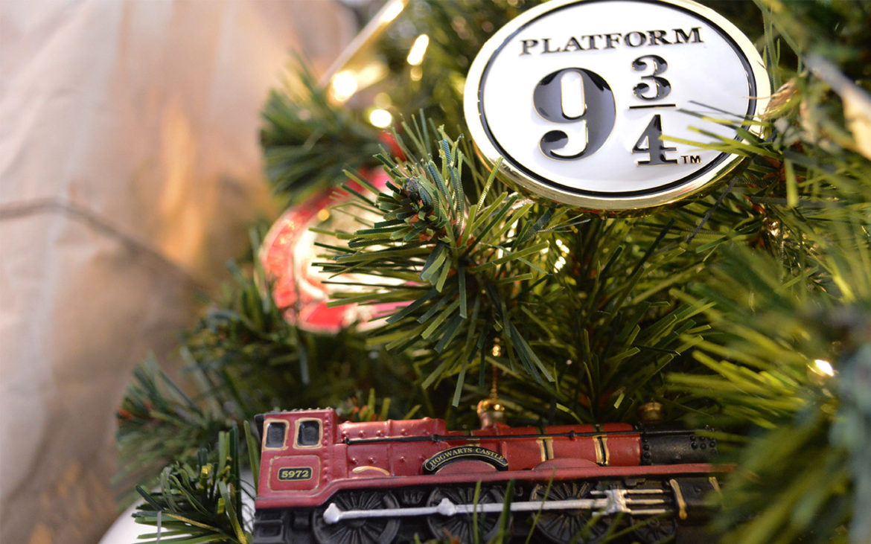 Hogwarts Express Ornaments