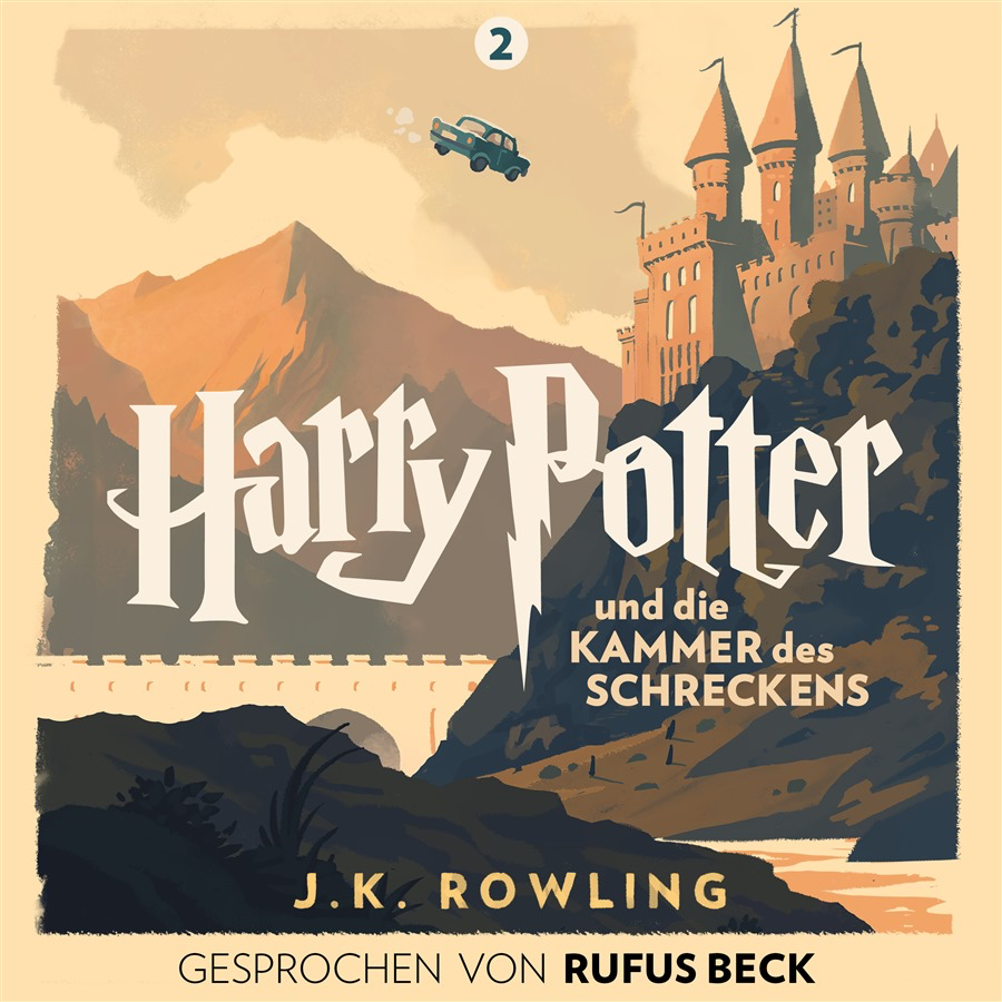 German audiobook cover (2016)