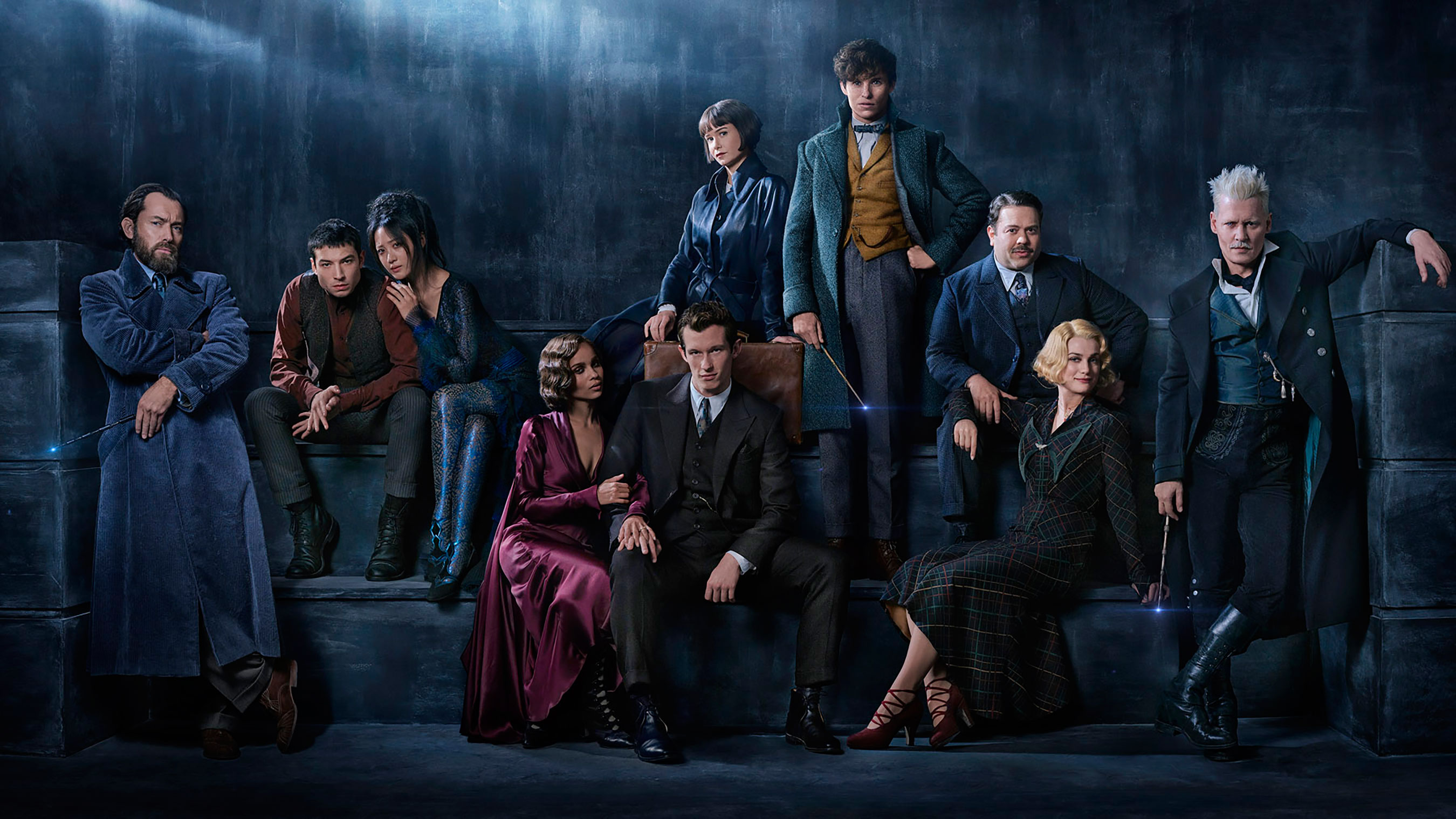 """Fantastic Beasts: The Crimes of Grindelwald"": first look"