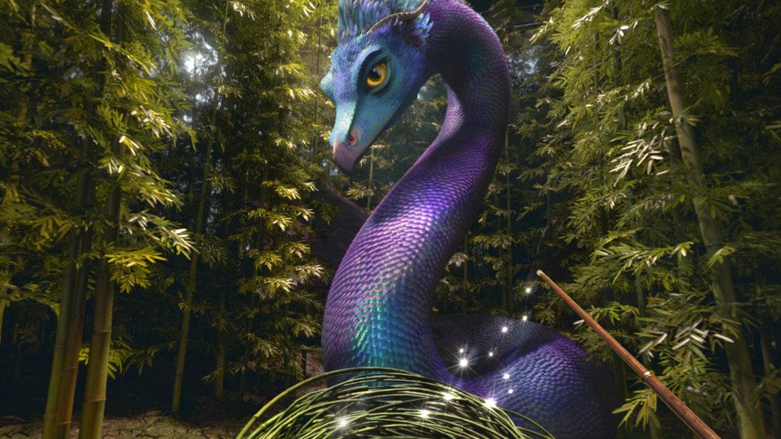 Fantastic Beasts VR 3