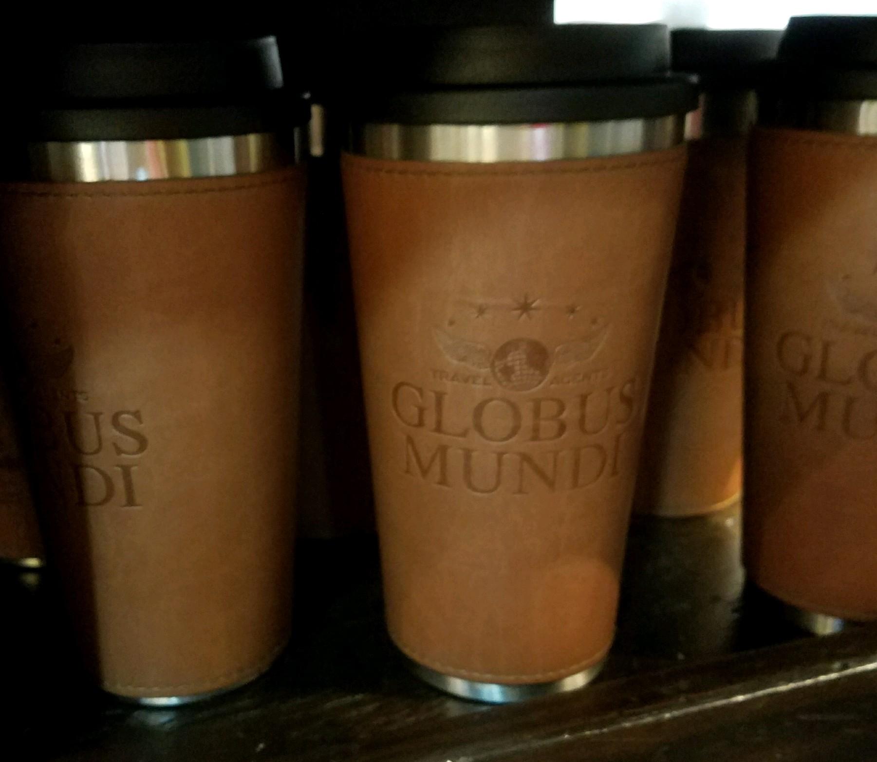 Globus Mundi mug